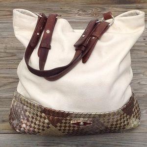 Elliott Luca XL Leather Handbag